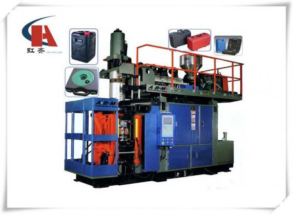 Quality 10 Litre Bottles Plastic Extrusion Blow Molding Machine Low Power Consumption for sale