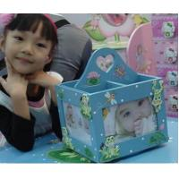 China Superway Cartoon Wood Picture,Children Wooden Photo Frame For Gift on sale