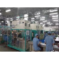 China CKD Full Servo Sanitary Napkin Production Line  CE and ISO9000 Certification on sale