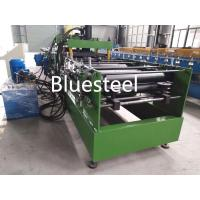 China Automatically Change Size C Z Purlin Roll Forming Machine With 18 Groups Roller wholesale
