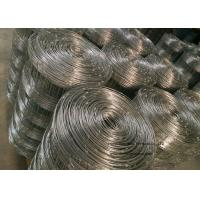 China Hinge Joint Knot Galvanized Cattle Fence 0.8m - 2m Height For Woven Grassland wholesale
