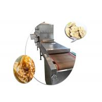 China Figs Microwave Drying And Sterilization Machine With HLTD Brand on sale