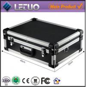 China China wholesale aluminum attache case mini gift tin tool box aluminum tool case wholesale