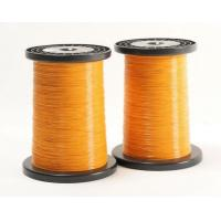 China Solid Conductor Triple Insulated Wire Enameled Copper Wire Lightweight 0.15 - 1.0mm on sale
