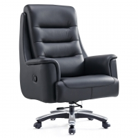 China PU Leather Executive Ergonomic Computer Desk Chair wholesale