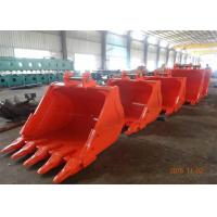 China Standard Rock Bucket for Hitachi Excavator 1.0m3 , 1.5m3 , 2.0m3 wholesale
