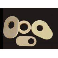 China High performance of the zirconia slide gate plate insert for ladle on sale