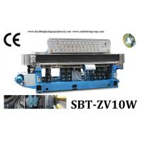 China 10 Spindles Glass straight-line edging machine,Glass straight-line edging machine,Glass Edging Machine wholesale