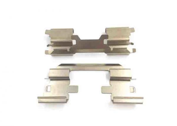 Quality Automatic Production Copper Accessories Smooth Surface Brass Stamping Part for sale