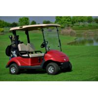 China EQ9022 48V 4KW 2 seats electric golf cart/club car with DC motor wholesale