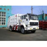 China China CIVL Heavy Duty Truck Compact Garbage Truck Heavy Cargo Truck, Rubbish Truck, Garbage Truck on sale