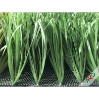 China Three Stem Upstraight Football Field Turf with Dense Surface and Knees Protection wholesale