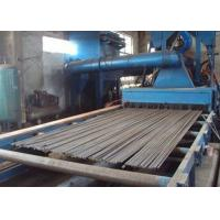 Buy cheap Steel Structure Blast Cleaning Machine Accurate Rust Removal 2000mm Cleaning Width from wholesalers