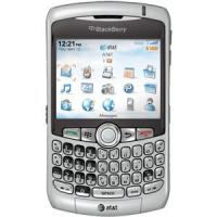China Black BlackBerry curve unlock code 8300 mobile phone with Bluetooth V2.0 wholesale