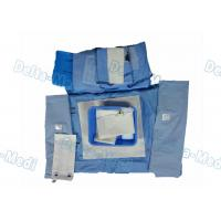 China Hospital Abdominal Delivery Disposable Surgical Packs With Clamp High Safety wholesale
