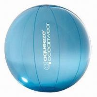 China Promotional Inflatable PVC Beach Ocean Ball wholesale