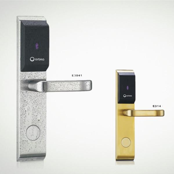 Quality Orbita digital door lock, waterproof waterproof unlocking recorded opening trackable locks for sale