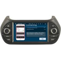 Buy cheap High Resolution Fiat DVD Player 2008+ Fiat Fiorino Radio Car GPS Stereo Touch Screen from wholesalers