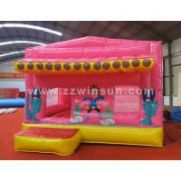 China NEW DESIGN CE approved inflatable jumping castle for sale wholesale