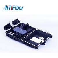 China 16 Ports Fiber Optic Distribution Box FTTH Indoor Outdoor SC/LC Adapters Suitable wholesale