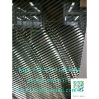 China aluminum alloy louver shading mesh panel factory for airport wholesale