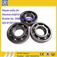 China SDLG  wheel loader ZF6WG200 Transmission system parts,  ZF 0750116139 BALL BEARING for sale wholesale