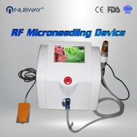 Christmas Promoting Face Lift Scars Removal Fractional RF MicroNeedle Machine
