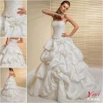 China Bride Wedding Dress, Bridal Gown (RJ60045) wholesale
