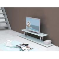 China high quality and elegant glass tv stand xyts-022 wholesale