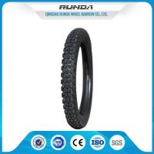China Low Ratational Resistance Touring Motorcycle Tires 3.00-17 Rib Pattern 290KPA wholesale