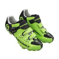 China Dirt Resistant Mens SPD Cycling Shoes Anti Skid High Performance Waterproof on sale