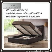 China Langfang Factory Directly Hot Sale Cheap Price Metal Storage Bed wholesale
