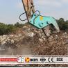 China Société concrète de pulverizer de BEIYI BY-HC200 de pinces de pulverizer hydraulique de démolition au bauma 2016 wholesale