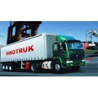 SINOTRUK 20 Ton Prime Mover Truck , 4x2 Transport White Diesel Trucks , Color Can Be Selected
