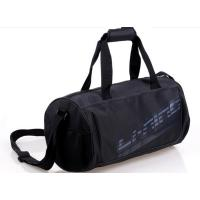 China OEM / ODM Small Black Nylon Waterproof Duffel Bags for Travel / Sports wholesale