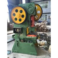 China Green House Metal / Steel Pipe Punching Machine 1600x1180x2300mm wholesale