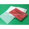 China Round Corner Hot Lamination Film , Moisture Proof Laminating Sleeves Pouches wholesale