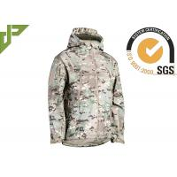 China Multicam Tactical Coats And Jackets For Security Guard / Police / Law Enforcement wholesale