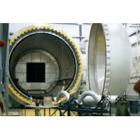 China pressure impregnation chemical composite industrial autoclave for wood industry on sale