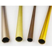 China Round Aluminum Extruded Tubing Extruded Aluminium Profiles With CNC Machining wholesale
