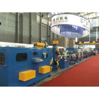 China PP PE PVC Extrusion Machine 800M / Min Linear Speed For Core Wire Extrude wholesale