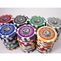 Quality Dublin Hotel Poker Chip Set for sale