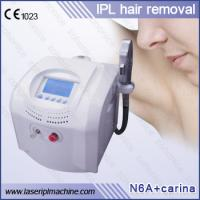 China Portable Home IPL Hair Removal Machine For Skin Rejuvenation , Remove Hair wholesale