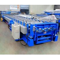 China Re-Cycle Use Metal Floor Deck Roll Forming Machine Hydraulic Drive 37kw wholesale