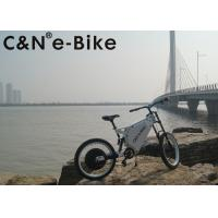 China Stealth Bomber Long Range Off Road Electric Motocross Bike With KMC Chain wholesale