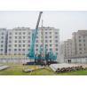 China Precast Concrete Hydraulic Pile Driver For Excavators Customized Color wholesale