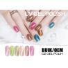 China Dourless Cat Eye Gel Nail Polish OEM Nail Art Varnish Resin / Pigment Material wholesale