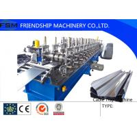China Manual 22KW Cable Tray Roll Forming Machine 3Phase with 6 Tons wholesale