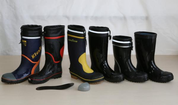 Quality Rubber Safety Boots, Fireman's Boots, Fire Fighter's Boots for sale