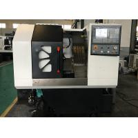 China 63mm Tool Turret Center CNC Vertical Milling Machine With Slant 30° / 45° Structure wholesale